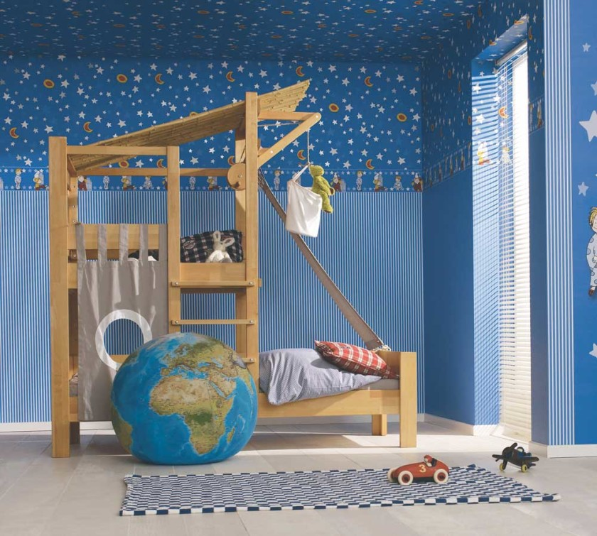 Einrichtungsideen fürs Kinderzimmer - Lilli & Luke