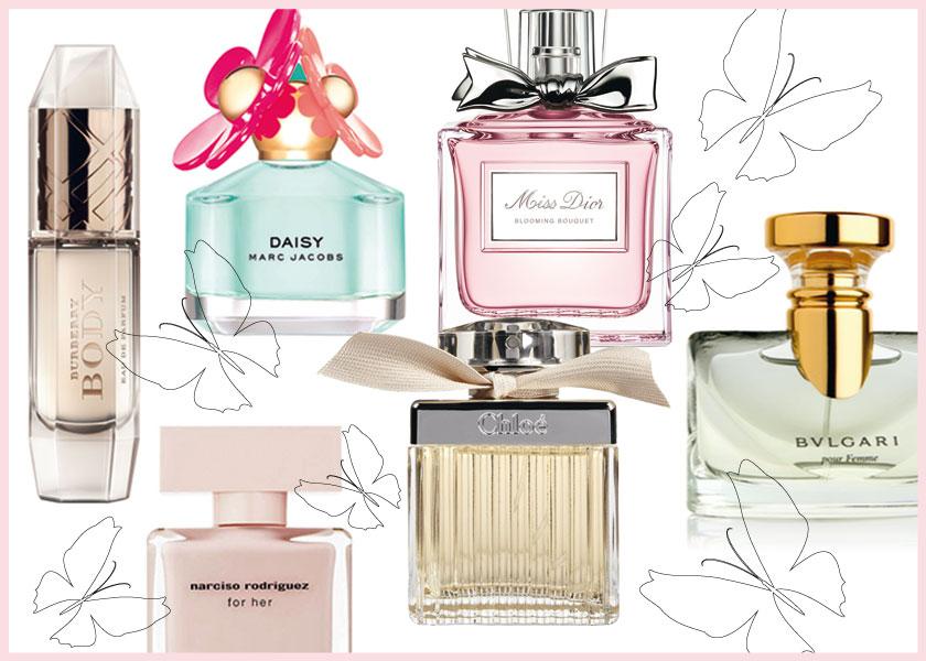 parfum lieblinge