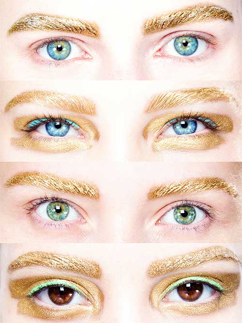 Golden-Eyes