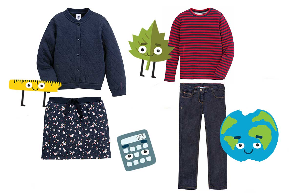 Kleidung für Kinder zum Schulanfang - Lilli & Luke