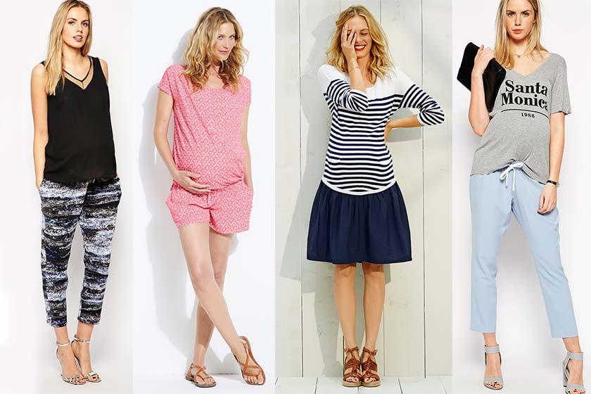 Fashion für Schwangere