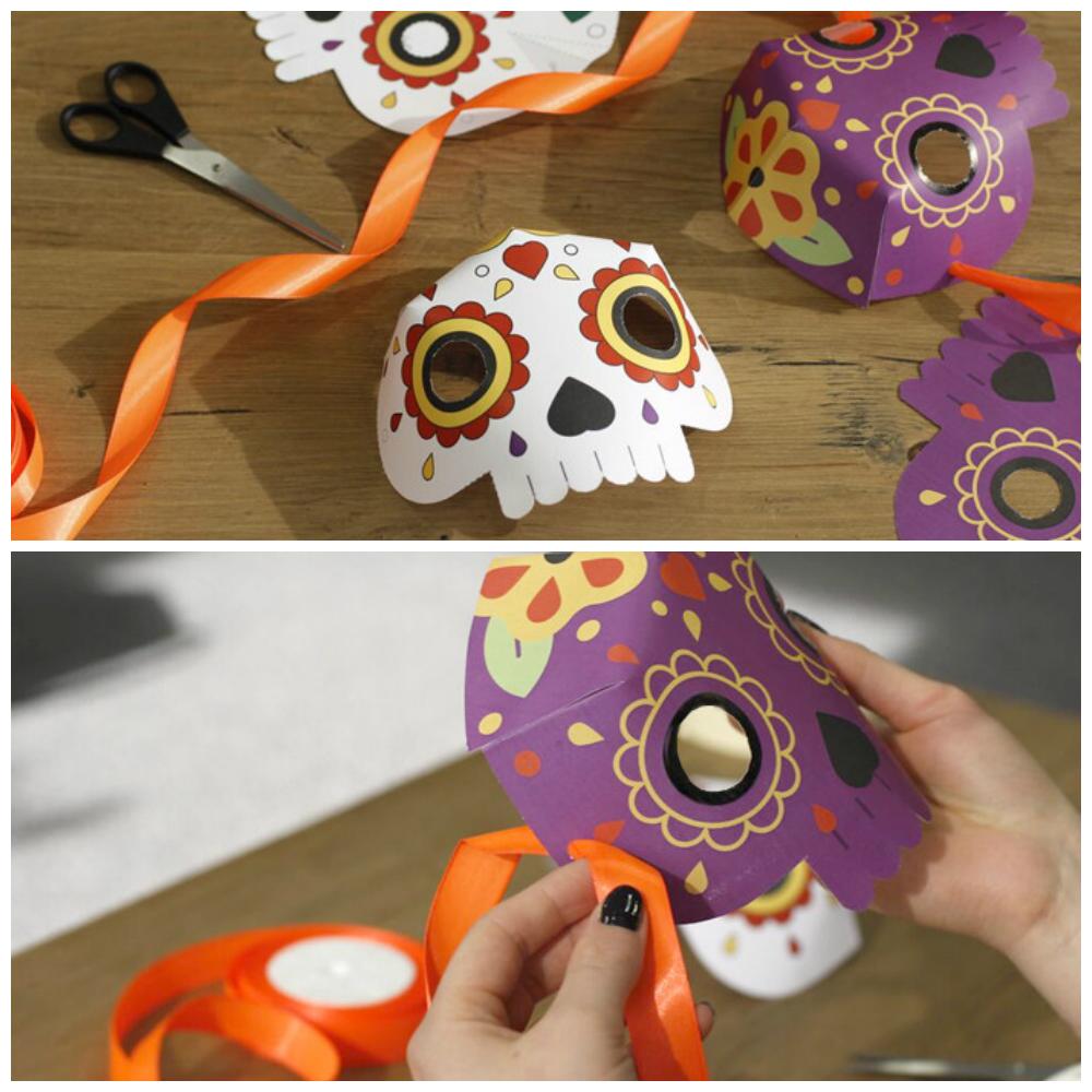 Halloween Maske
