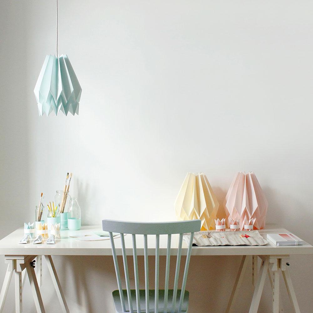 Wandfarben, Licht und Pastell - Lilli & Luke