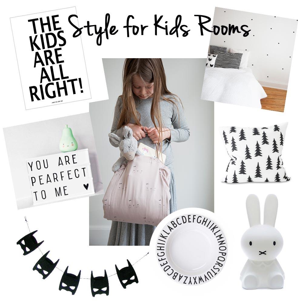 Kinderzimmer Accessoires | www.lilliundluke.de