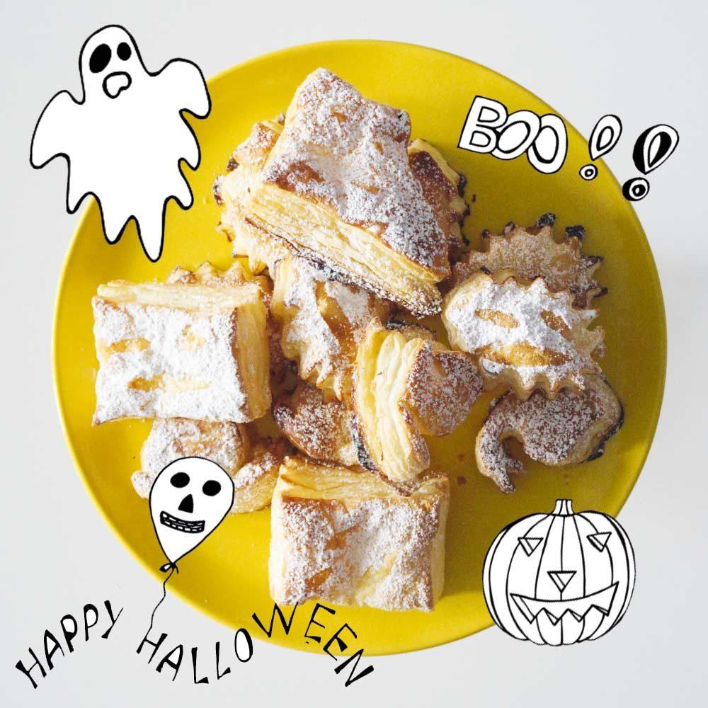 Geister Kuchen für Halloween / Lilli & Luke