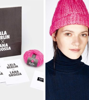 lala Berlin x Lana Grossa / Lilli & Luke