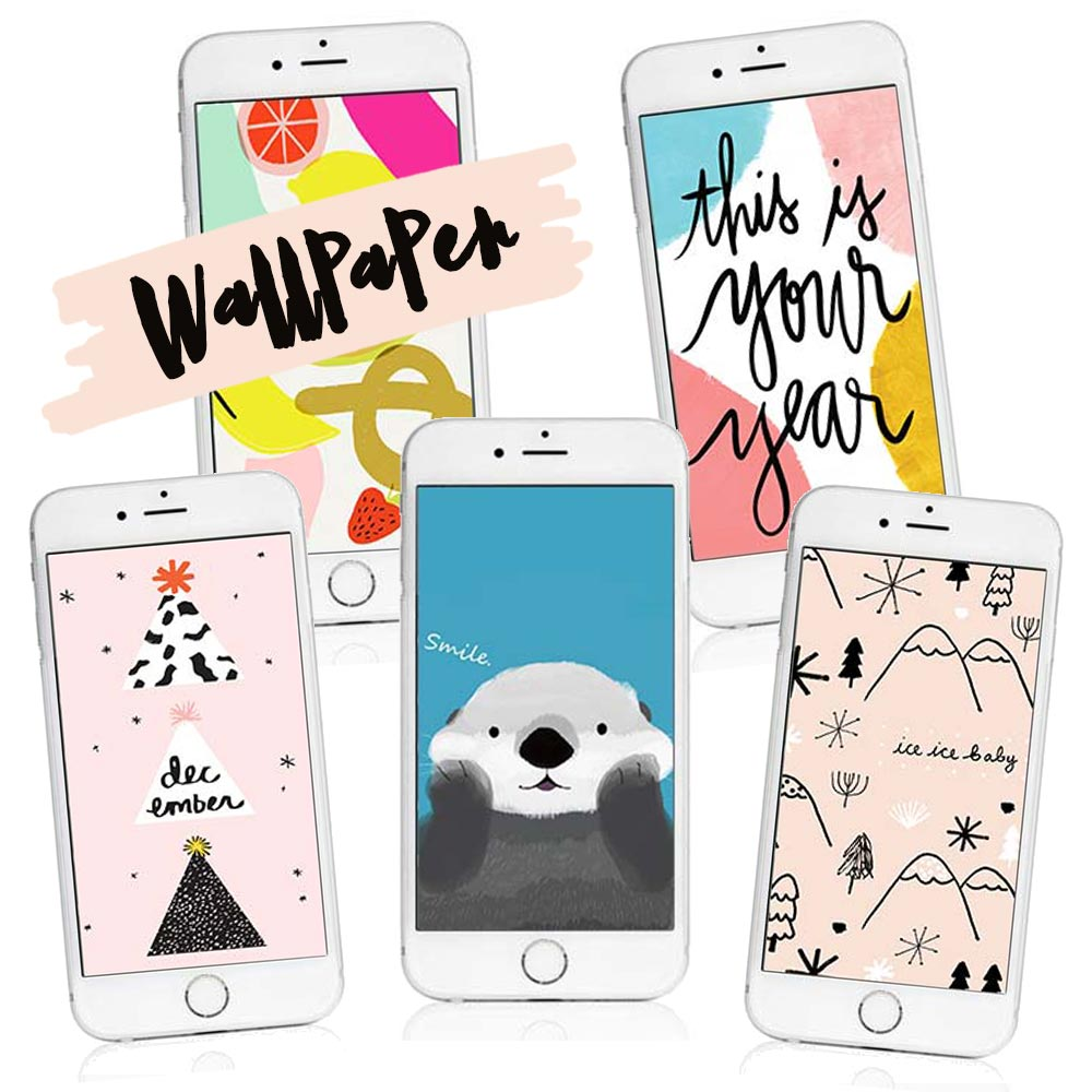 Free iphone Walls / Lilli & Luke