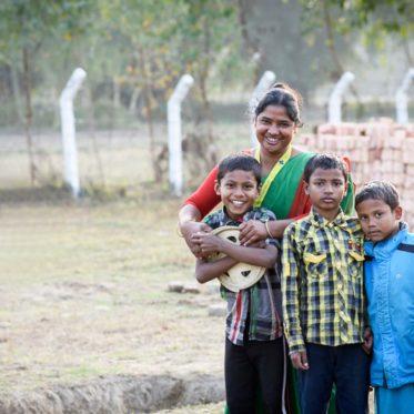 Hilfe für Kinder in Not / Lilli & Luke