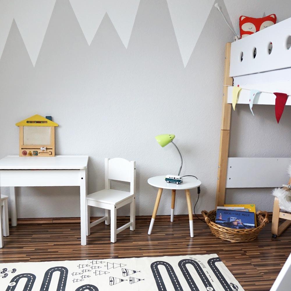 Kinderzimmer Farbideen / Lilli & Luke
