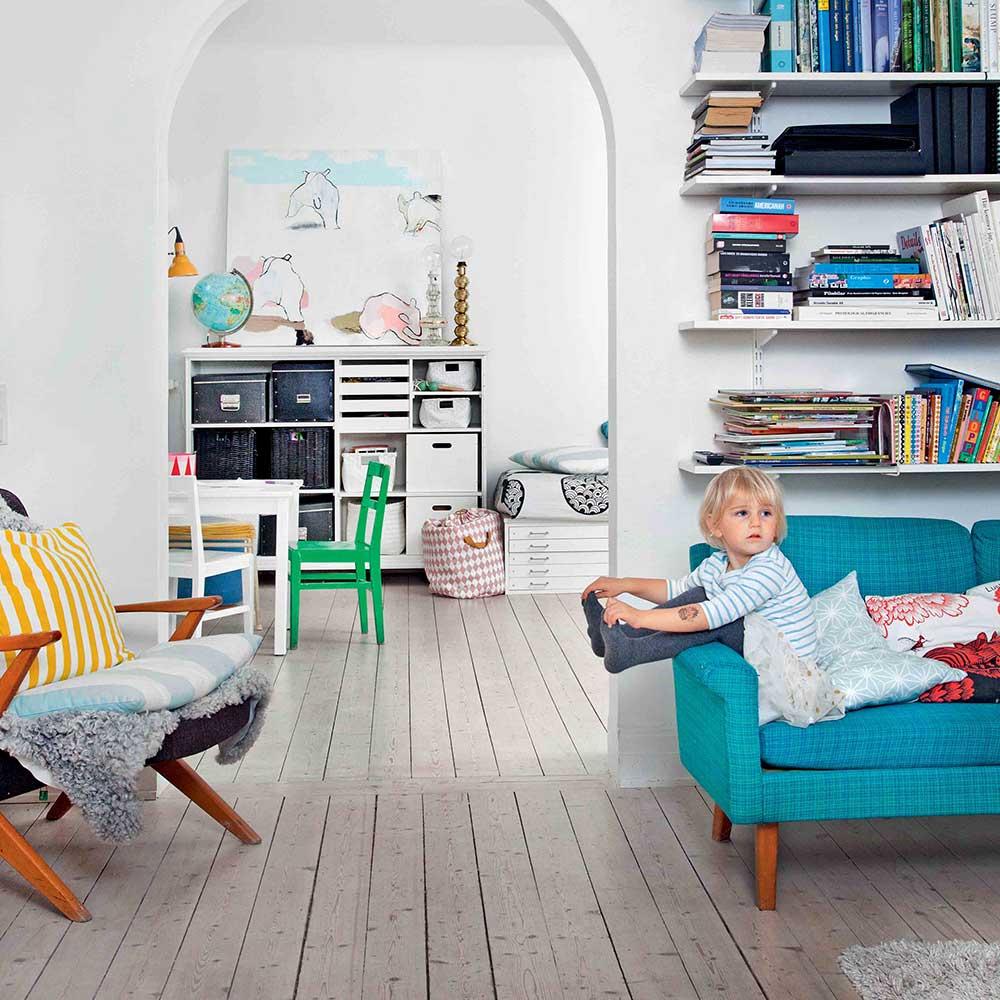 So wohnen wir / Lilli & Luke