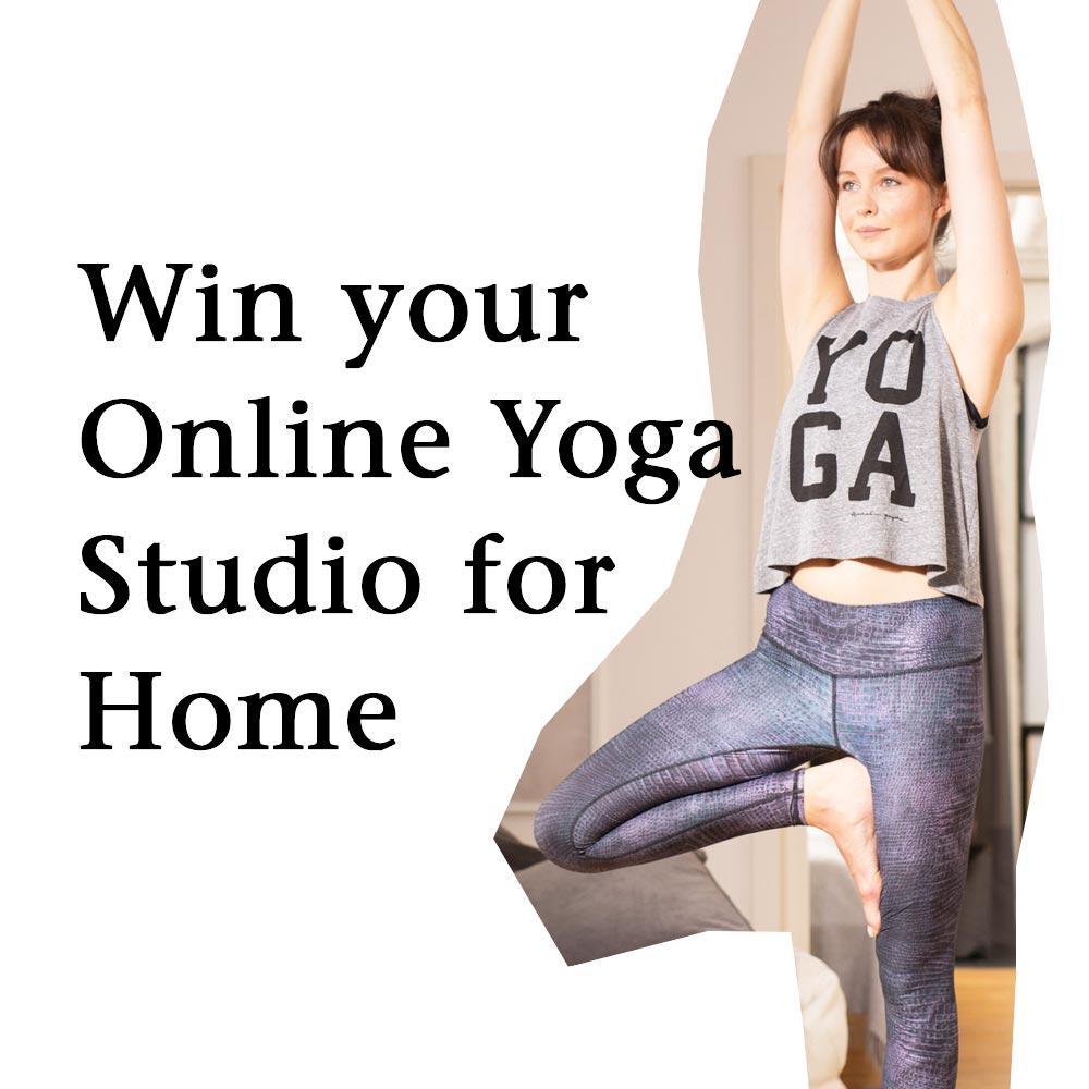 Online Yoga Studio / Lilli & Luke