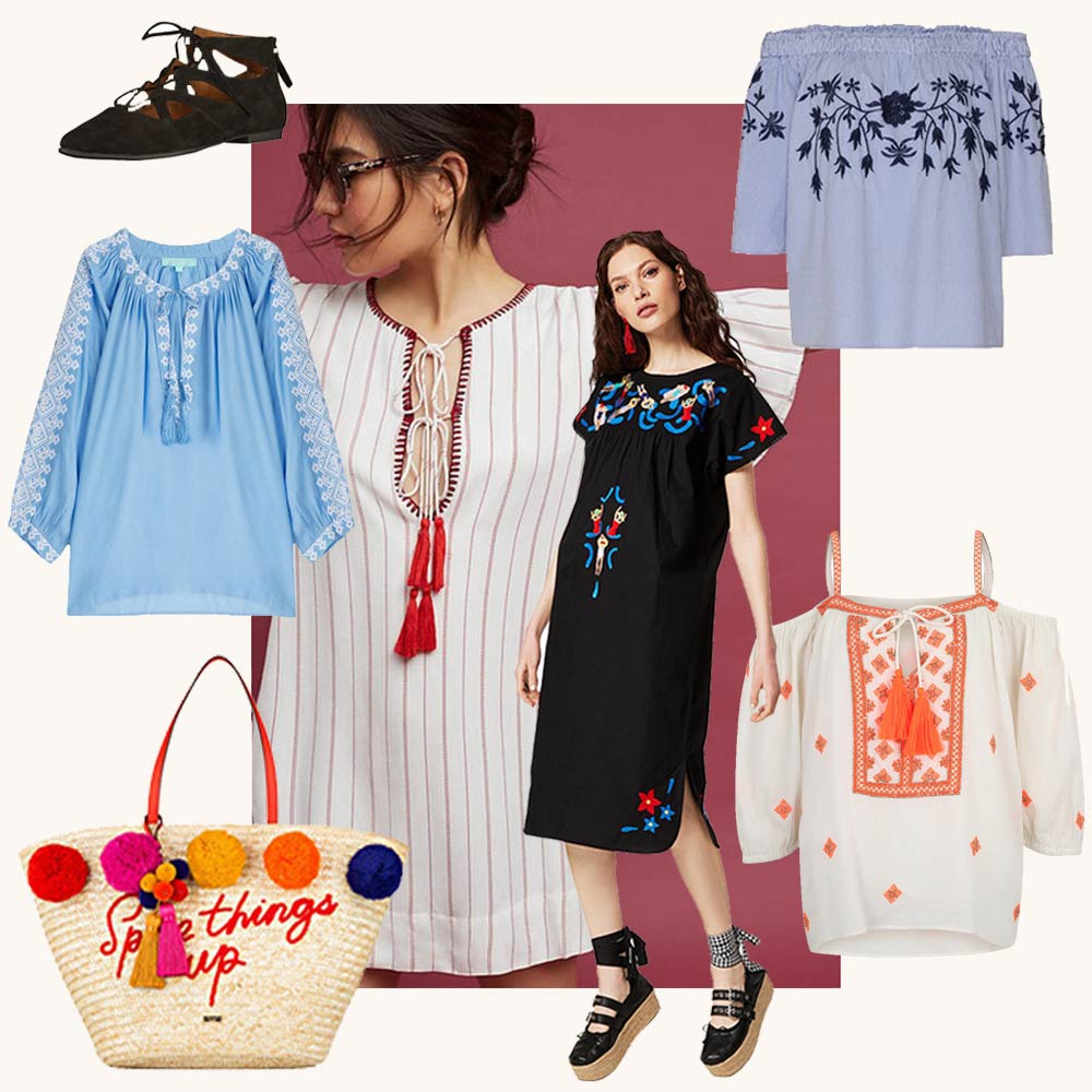 Boho Chic Online Shop / Lilli & Luke