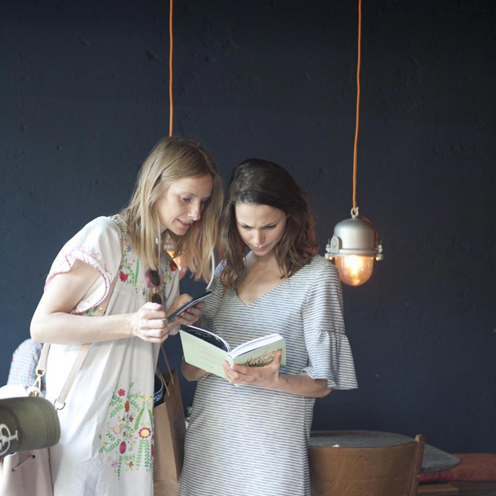 City Guide for women only / Lilli & Luke