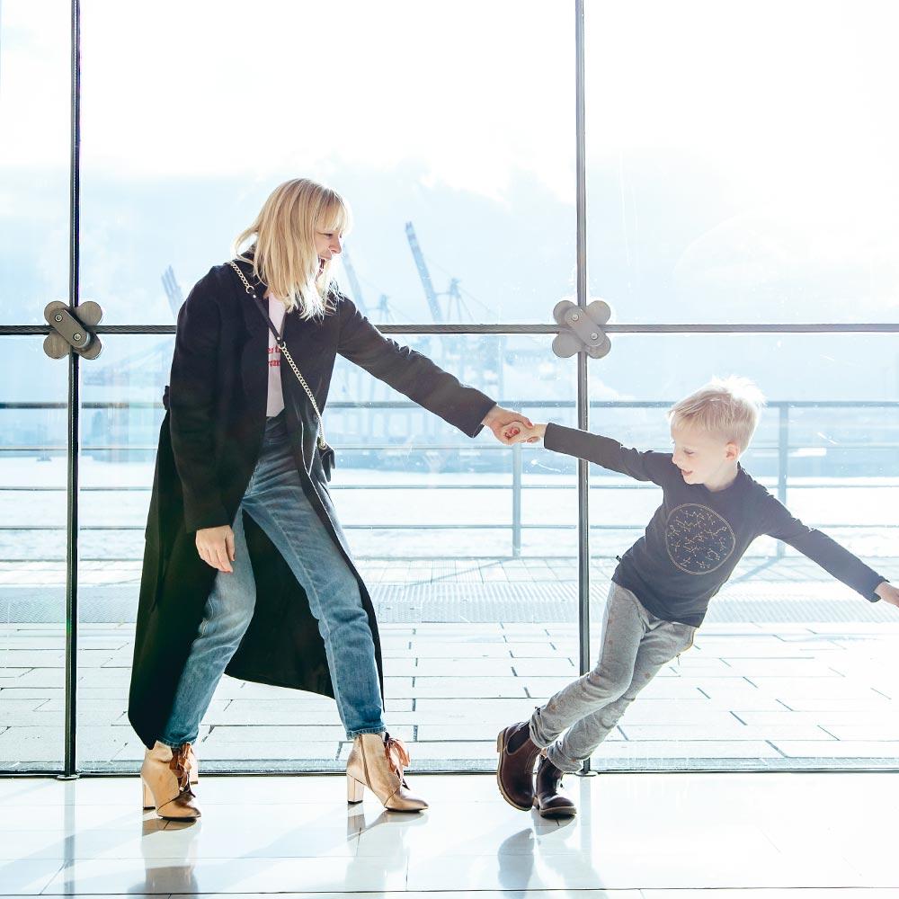 Mama und Kind Outfit / Lilli & Luke