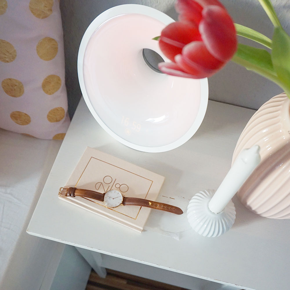 Somneo Sleep and Wake up Light / Lilli & Luke
