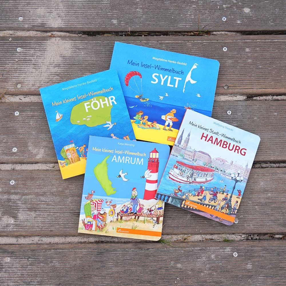 Lieblings Kinder Wimmelbuch / Lilli & Luke