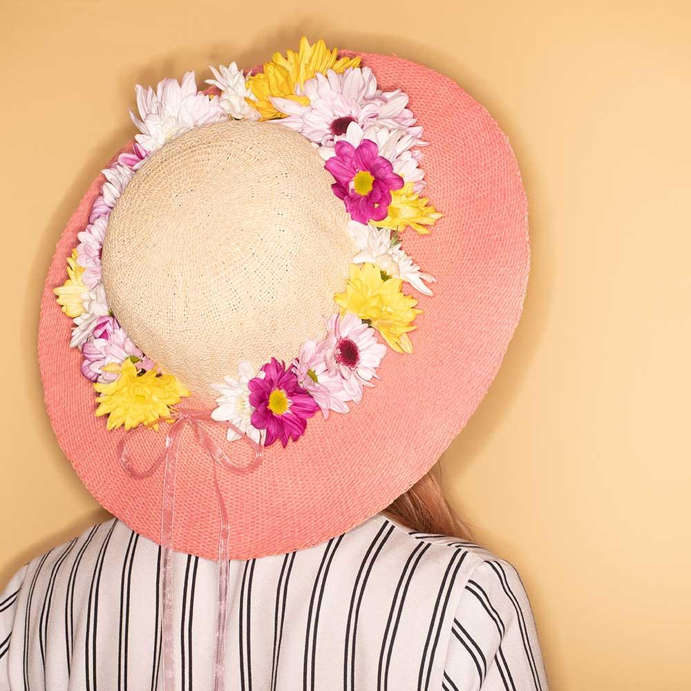 Sommer DIY Haarschmuck / Lilli & Luke