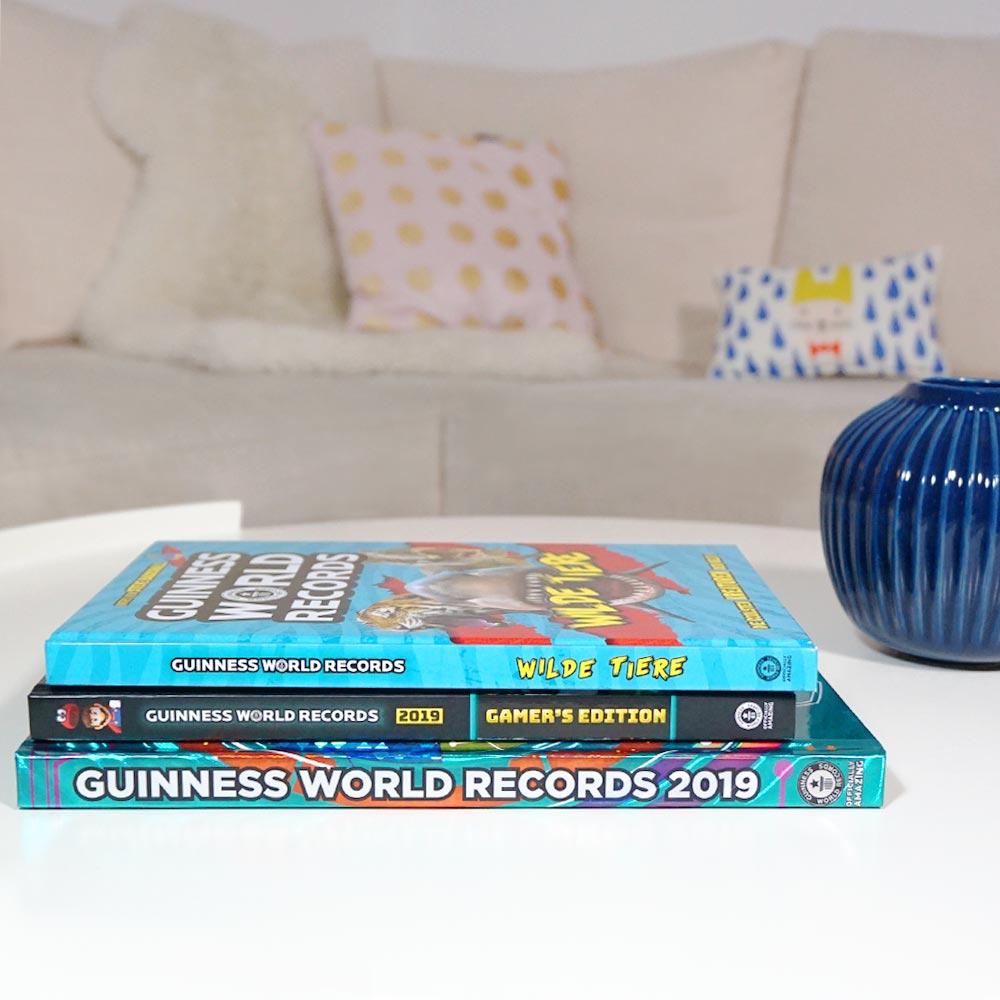 gGuinness World Records 2019 / Lilli & Luke