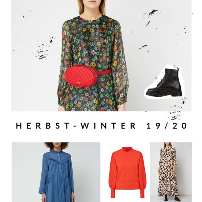 Herbst-Winter Mode / Lilli & Luke